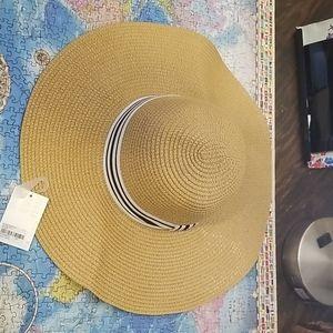 Nwt forever 21 floppy sun hat